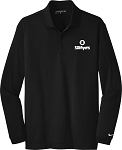 Tall Mens Nike Golf L/S Dri-FIT Stretch Tech Polo