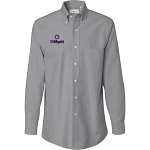 Men's Van Heusen Long Sleeve Wrinkle Resistant Oxford