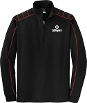 Mens Nike Golf Dri-FIT 1/2-Zip Cover-Up