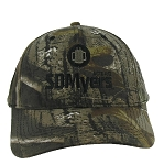 Camouflage 6 Panel Structured Cap - Realtree AP